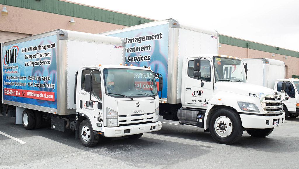 medical waste management company