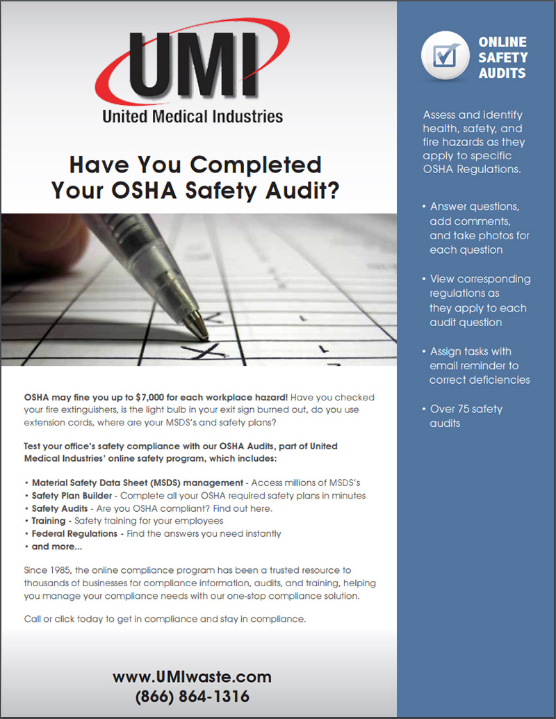 OSHA safety certification classes