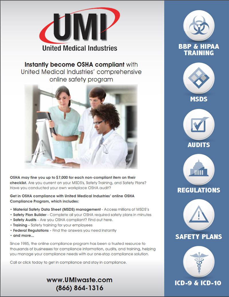 OSHA Safety Plans required training
